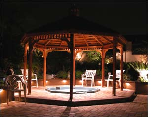Hot Tub Gazebos Gazebocreations Com