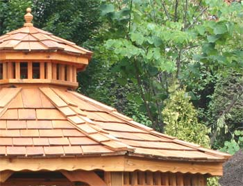 High Quality Adding A Curved Roof To Your Gazebo Adds Graceful Lines To Our Already  Classic Looking Gazebo. Often Called Oriental Gazebos Or Japanese Gazebos,  ...