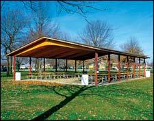20' x 20' Savannah (Rectangle) Pavilions | Pavilions by Size