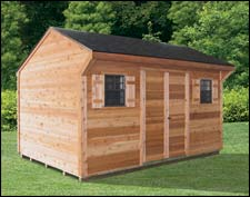 Saltbox Sheds Sheds By Style