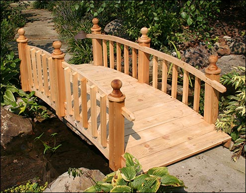 Backyard Bridges