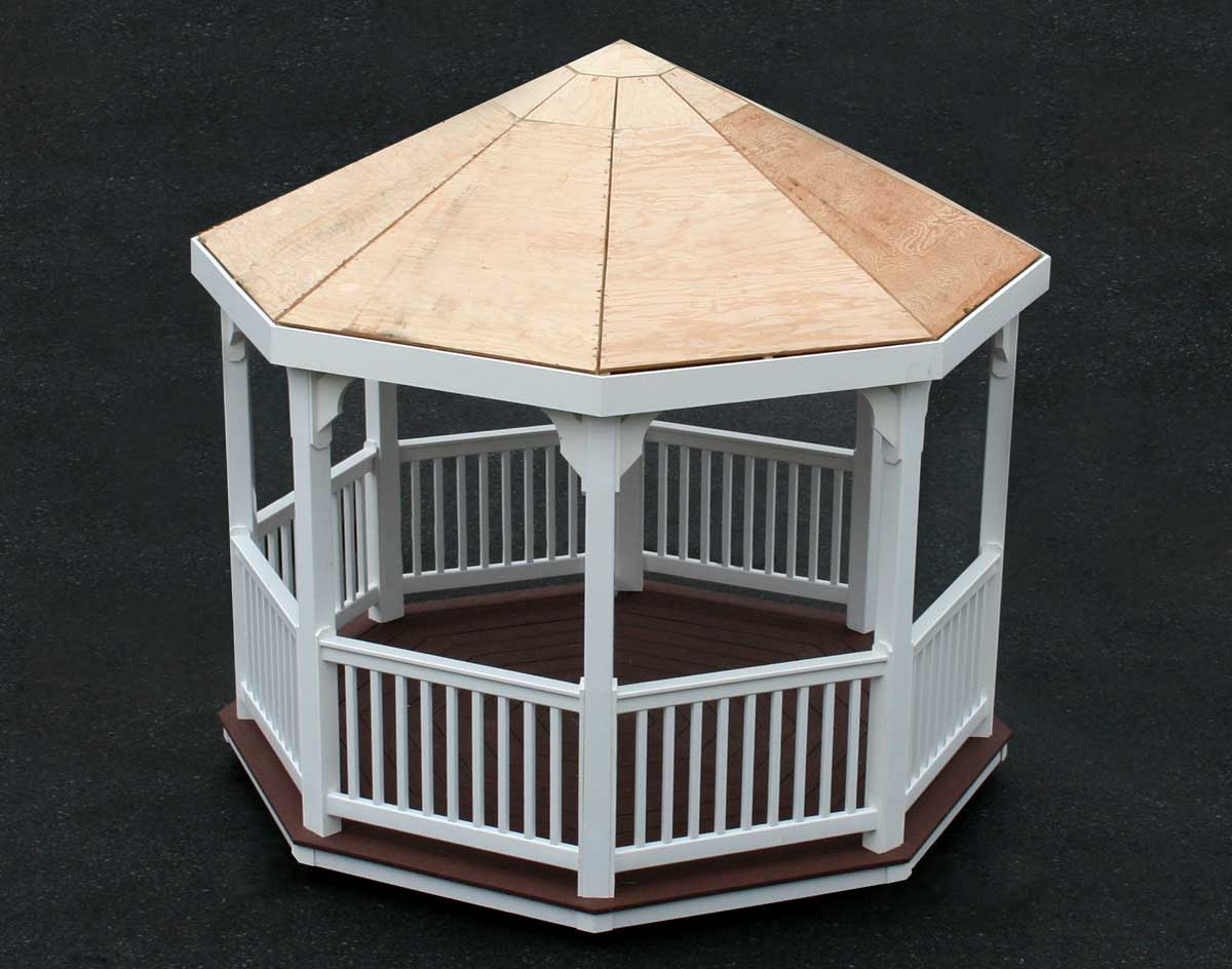 Garden Gazebos and Replacement Canopy Tops - Garden Winds