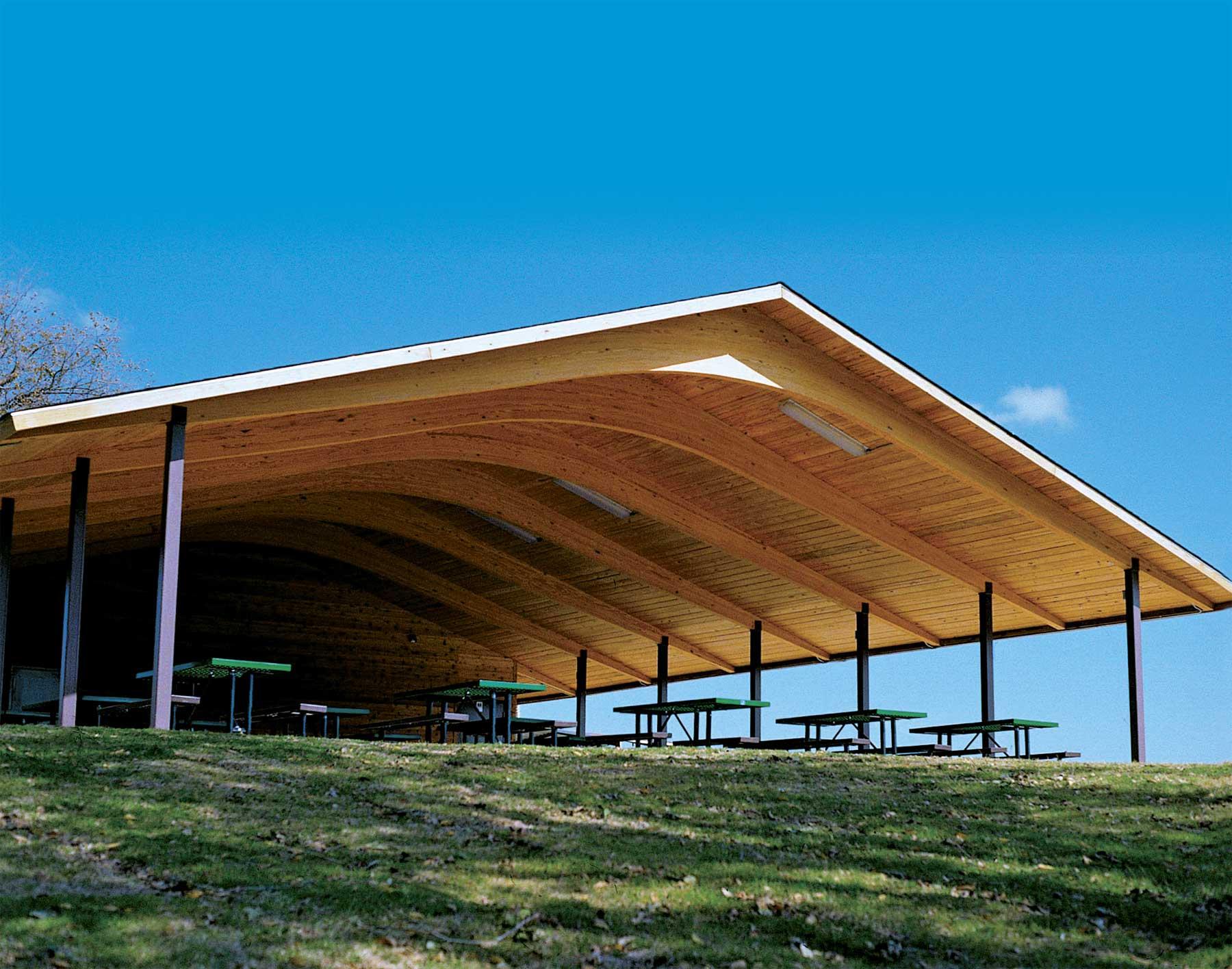 Metal Roof Metal Roof Pavilions