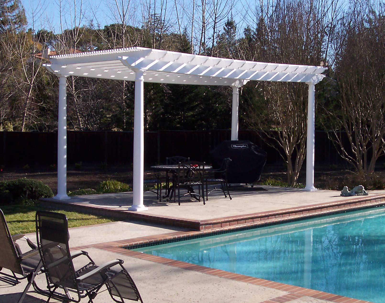 Pergolas And Pergola Kits And Other Outdoor Structures