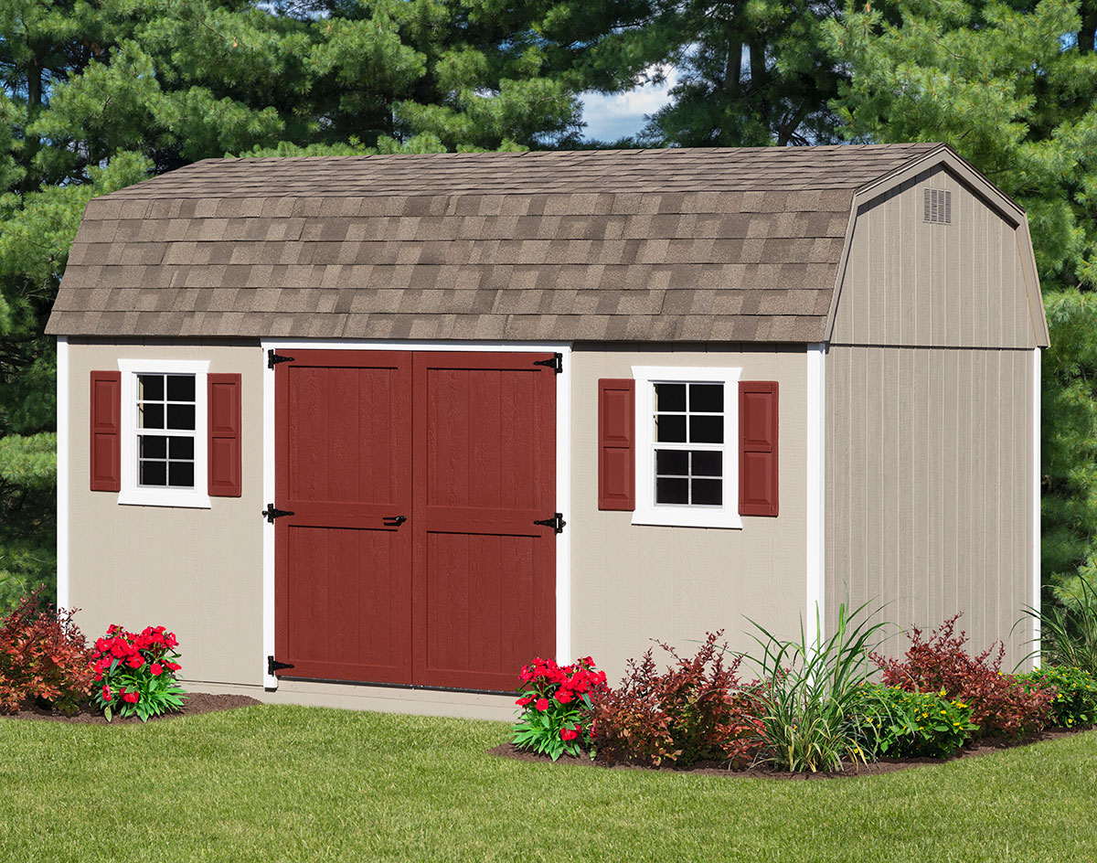 storage sidewall barn mega sheds barns dimensions foot
