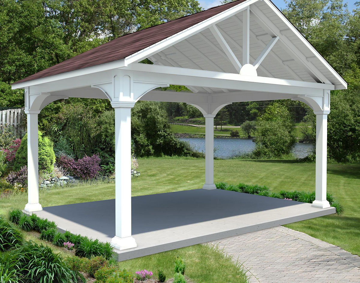 Unique Outdoor Furniture Gazebo