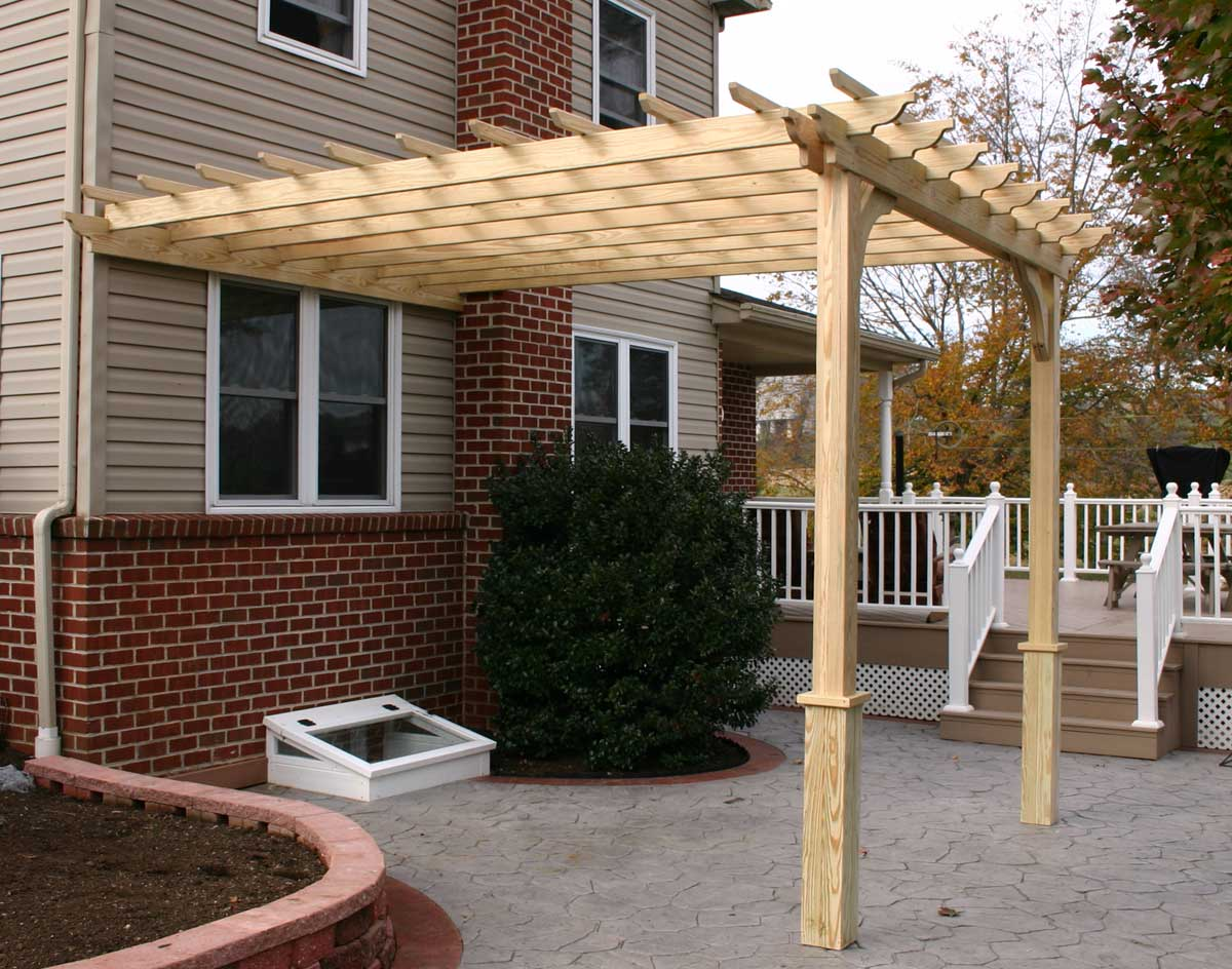 decks and pergolas construction manual pdf